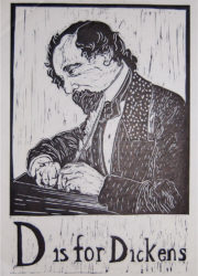 D is for Dickens